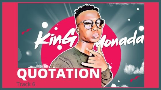 King Monada - Quotation