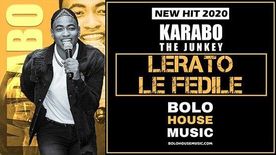 Lerato Le Fedile - Karabo The Junkey
