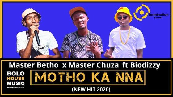 Master Betho x Master Chuza - Motho Ka Nna