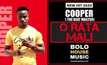 Cooper (The Beat Master) - O Rata Mali ft DJ French & Mr Latino