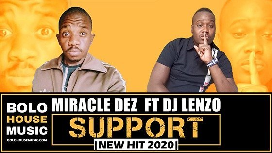 Miracle Dez - Support Ft DJ Lenzo