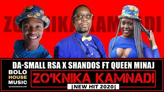 Da-Small RSA x Shandos - Zo'knika Kamnadi ft Queen Minaj