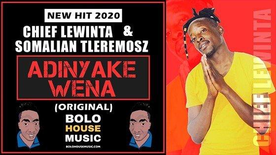 Chief Lewinta & Somalian Tleremosz - Adinyake Wena