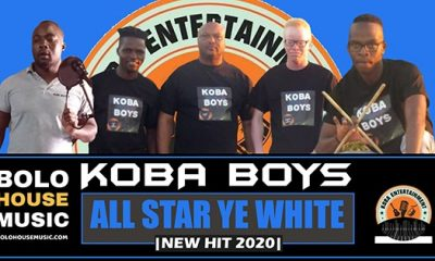 All Star Ye White - Koba Boys