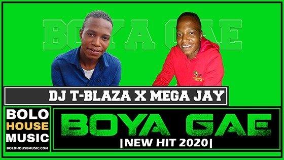 DJ T-Blaza x Mega Jay - Boya Gae