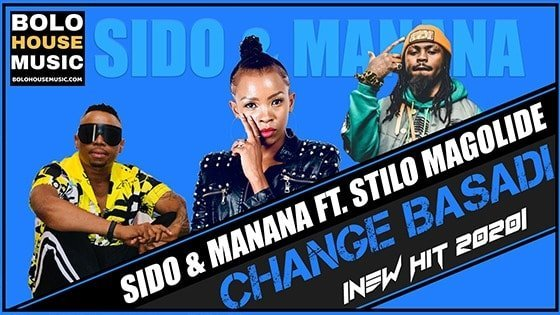 Sido & Manana - Change Basadi feat Stilo Magolide
