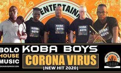 Koba Boys - Corona Virus