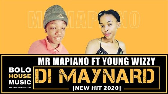 Mr Mapiano - Di Maynard ft Young Wizzy