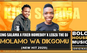 King Salama x Fixer Homeboy x Lebza The DJ - Molamo Wa Dikgomu