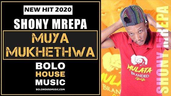 Shony Mrepa - Muya Mukhethwa