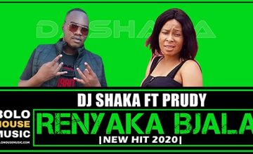DJ Shaka - Renyaka Bjala feat Prudy