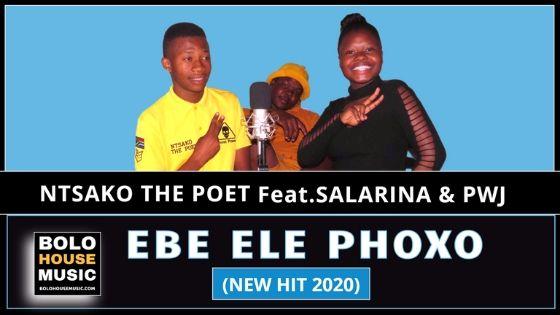 Ntsako The Poet - Ebe Ele Phoxo