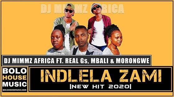 DJ Mimmz Africa - Indlela Zami