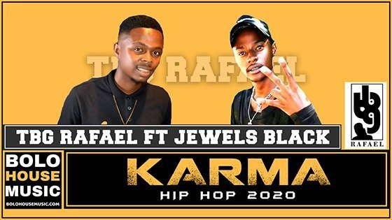 Tbg Rafael - Karma ft Jewels Black