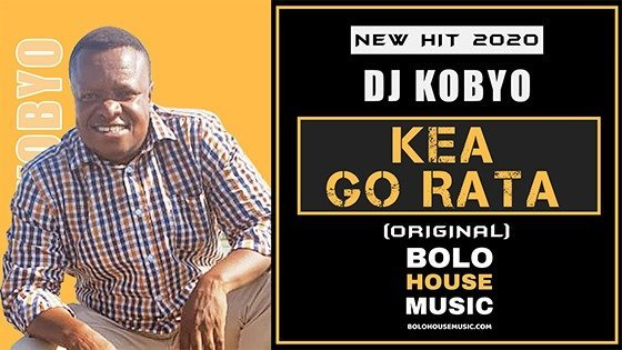 DJ Kobyo - Kea Go Rata