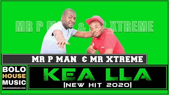 Mr P Man & Mr Xtreme - Kea LLA