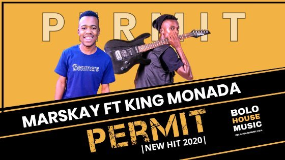King Monada - Permit mp3 download