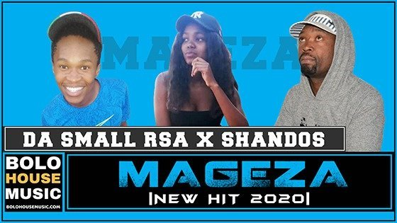 Da Small RSA x Shandos - Mageza