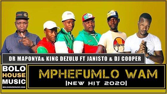 Dr Maponya x King Dezulu - Mphefumlo Wam ft Janisto & DJ Cooper