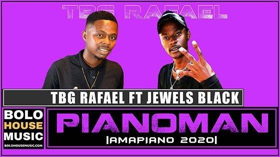 Tbg Rafael - PianoMan ft Jewels Black