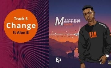Mayten - Change ft Aloe B