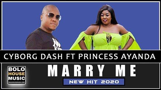 Cyborg Dash - Marry Me feat Princess Ayanda