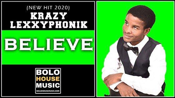 Krazy x Lexxyphonik - Believe