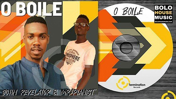 John Revelator & Mr Pianist - O Boile