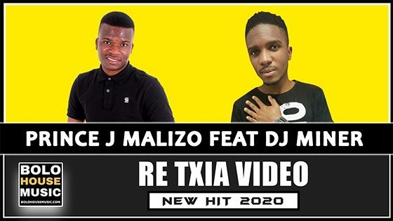 Prince J.Malizo - Re Txia Video feat DJ Miner
