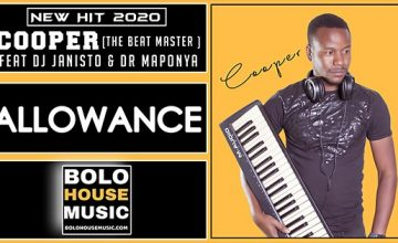 Cooper (The Beat Master) - Allowance Feat DJ Janisto & Dr Maponya
