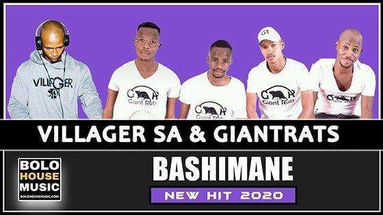Villager SA & GiantRats - Bashimane