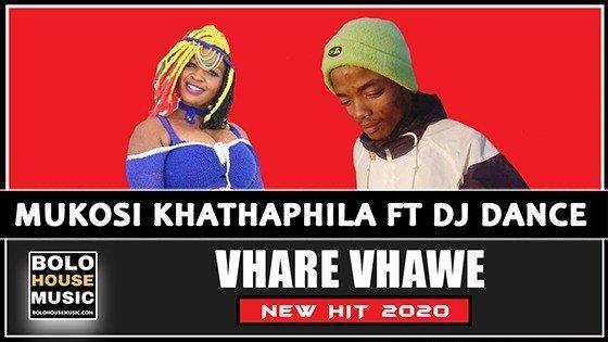 Mukosi Khathaphila - Vhare Vhawe Feat DJ Dance