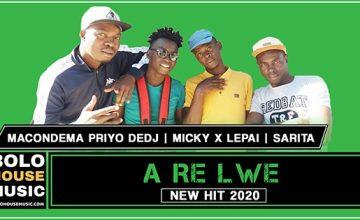 Macondema Priyo De DJ - A Re Lwe Ft Micky x Lepai & Sarita