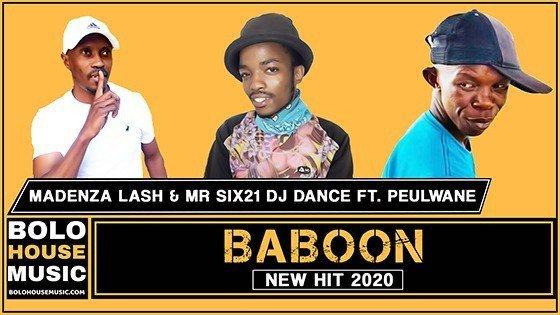 Photo of Madenza Lash & Mr Six21 DJ Dance – Baboon ft. Peulwane