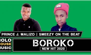 Boroko - Prince J.Malizo x Smeezy On the Beat