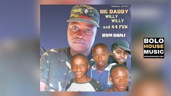 Big Daddy Willy Willy x 4-4 Fun - Kom Dans