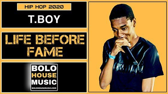 Photo of T-Boy – Life Before Fame