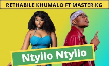 Rethabile khumalo & Master KG