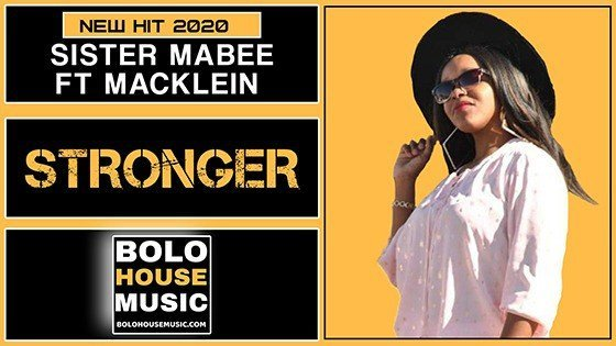 Sister Mabee - Stronger Feat Macklein