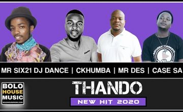 Mr Six21 DJ Dance - Thando
