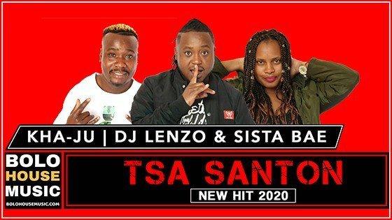 Kha-Ju x DJ Lenzo & Sista Bae - Tsa Santon
