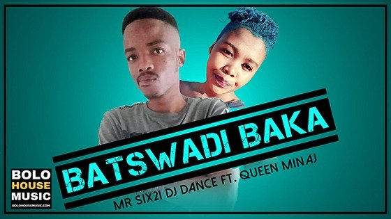 Mr Six21 DJ Dance - Batswadi Baka ft. Queen Minaj