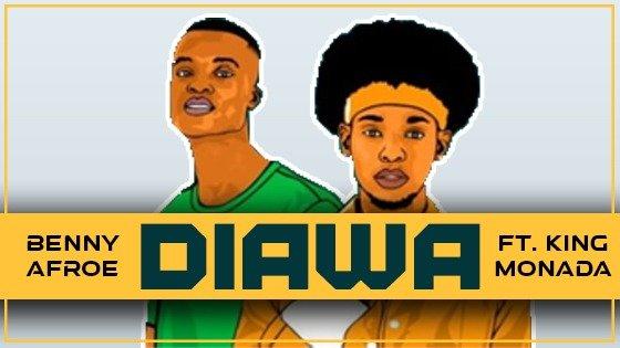 Benny Afroe - Diawa Feat King Monada