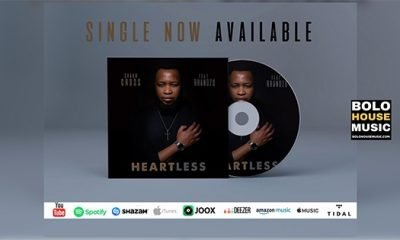Shaun Cross - Heartless Feat Rhandzu