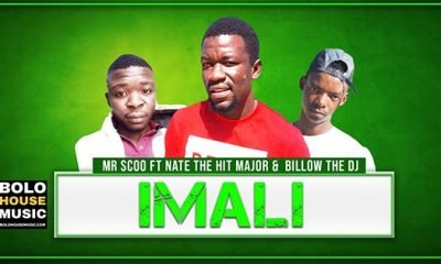 Mr Scoo - Imali Ft Nate The Hit Major & Billow The DJ
