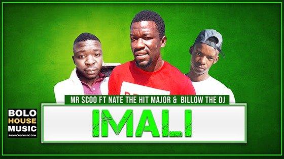 Mr Scoo - Imali Ft Nate The Hit Major & Billow The DJ