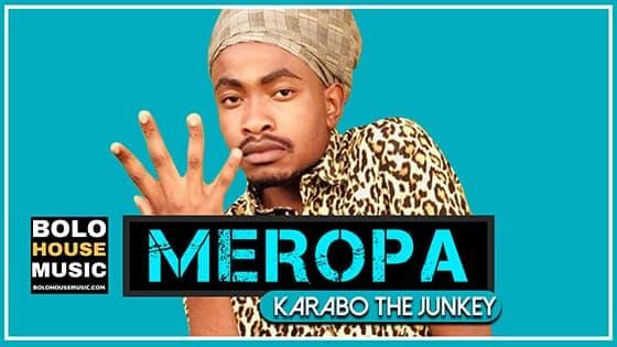 Karabo the Junkey - Meropa