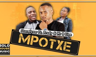 Stormlyzer - Mpotxe Ft Prudy & Mr B Line
