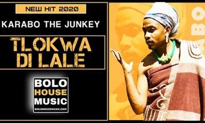 Karabo The Junkey - Tlokwa Di Lale