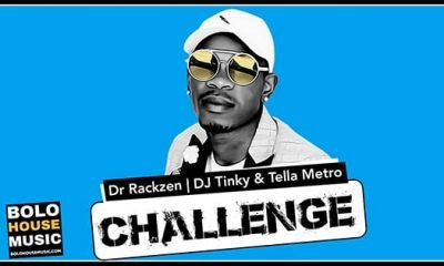 Challenge - Dr Rackzen x DJ Tinky & Tella Metro